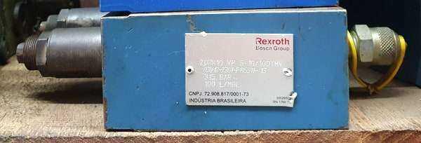 marca: REXROTH <br/>modelo: ZDRK10VP5-10/100YMV