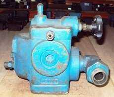 Válvula hidráulica (modelo: XCT 10 F 10)