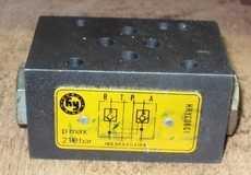 Válvula hidráulica (modelo: HRYC06C1)