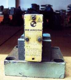 Válvula hidráulica (modelo: W22080NZ43SE10U20/630)
