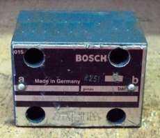 Válvula hidráulica (modelo: 0 810 091 203)