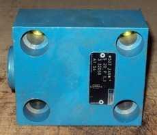 Válvula hidráulica (modelo: S20P1.1 )