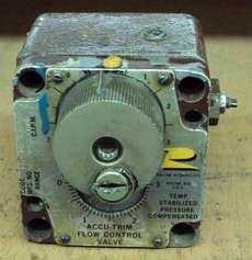 Válvula de controle de fluxo (modelo: FF2AHSH02B)