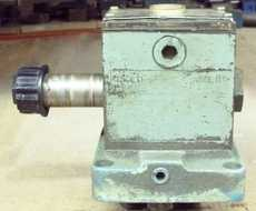 Válvula hidráulica (modelo: DSWG-03-2B2-A200-10 )