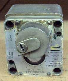 Válvula hidráulica (modelo: OF2DHSE02A)