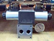 modelo das válvulas: 4DWG10G 220VAC estado: seminovo