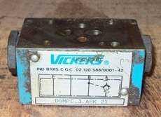 marca: Vickers modelo: DGMPC 3 ABK 21 estado: usada