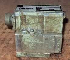 Válvula hidráulica (modelo: BOVA 25-2,5-76-266)