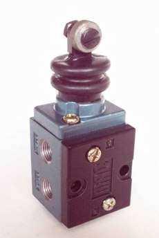 Válvula pneumática (modelo: 16111-111-114)