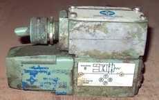 Válvula hidráulica (modelo: DG4V 3 2A W B 10)