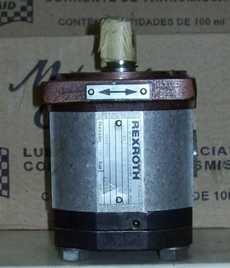 Motor hidráulico (modelo: 1MF2G223 B/04 WA01MS)
