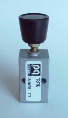Válvula pneumática (modelo: 1310)