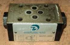 Válvula hidráulica (modelo: MVPP-D/50)