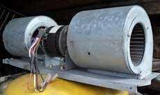 Ventilador (modelo: c/ motor WEG 1/6HP)