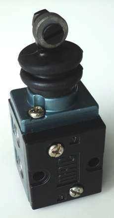 Válvula pneumática (modelo: 16001111014)