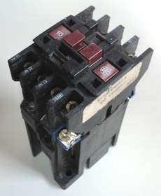Contator (modelo: LP1D123)