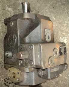 Bomba hidráulica (modelo: A4VSO 40DR/10R)