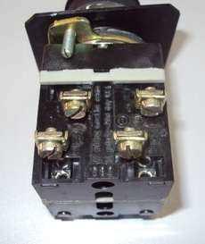 Chave joystick (modelo: 67550AM)