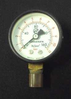 Manometro (escala: 160lb/pol2 11BAR)