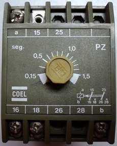 Temporizador (modelo: PZ15)