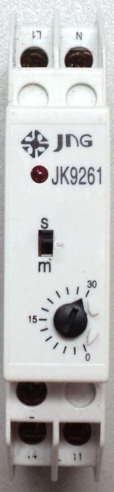 Temporizador (modelo: JK9261)