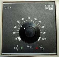 Temporizador (modelo: CTCP 100SEG)