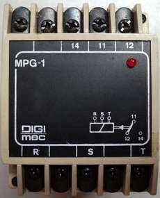 Rele (modelo: MPG1)