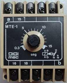 Rele (modelo: MTE1)