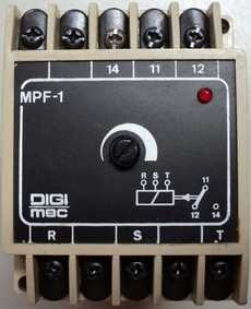 Rele (modelo: MPF1)