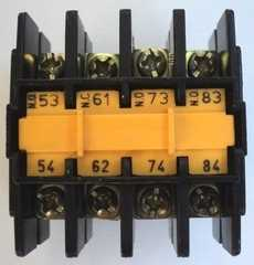 marca: Telemecanique modelo: LA1D31 estado: usado