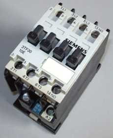 Contator (modelo: 3TF3010E)