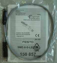 Sensor (modelo: SME8-S-LED-24)