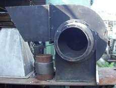 marca: Arno modelo: c/ motor 10HP trifásico 3450RPM 220/380/440/760V estado: usada