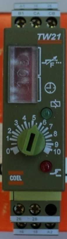 marca: Coel modelo: TW21 100VCA-24VCA estado: novo
