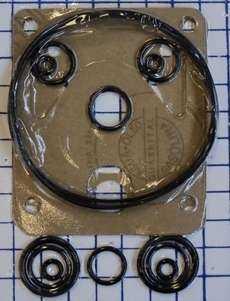 Jogo de vedação (modelo: DG4) para válvula hidráulica