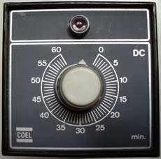 Temporizador (modelo: DC60MIN)