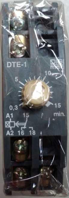 Temporizador (modelo: DTE1)