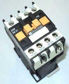 Contator (modelo: CA3DN31)