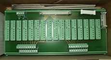 Módulo terminal com rele (modelo: 2965017 D32825)