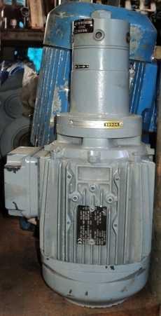 Motor elétrico (modelo: 0,4HP 7111710-H)