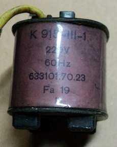 modelo: K915III1 220V 60Hz 633101.70.23 Fa 19 estado: usada