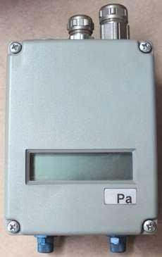 Medidor de pressão (modelo: DE51)