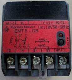 Rele (modelo: EMT5DB)