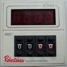 marca: Robertshaw (Divisão Pyrotec) modelo: MD48 estado: nunca foi utilizado, na caixa