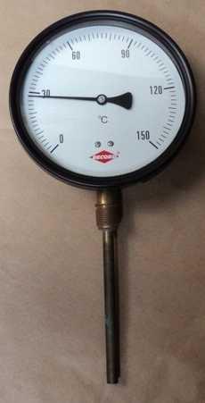 Termometro (escala: 150C)