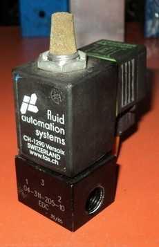 Válvula solenóide (modelo: 0431120510)