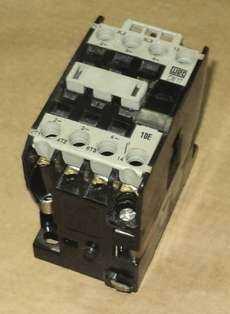 Contator (modelo: CW1710E)