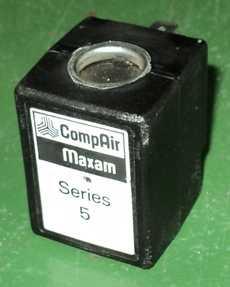 Bobina (marca: Compair) para válvula pneumática