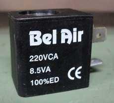 Bobina (marca: BelAir) para válvula pneumática