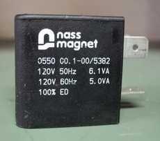 Bobina (marca: Nass Magnet) para válvula pneumática